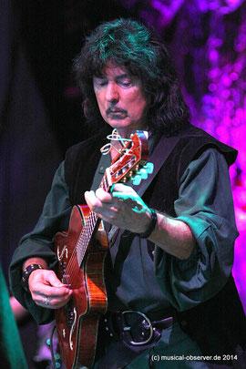 Saiten-Gott Ritchie Blackmore.