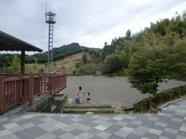 今宮公園(静岡市麻機)貯留地