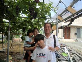 大石議員と私の家族