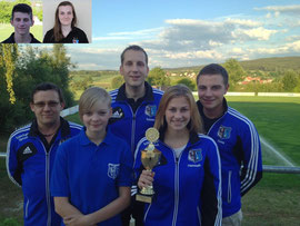 Meistermannschaft 2013/2014
