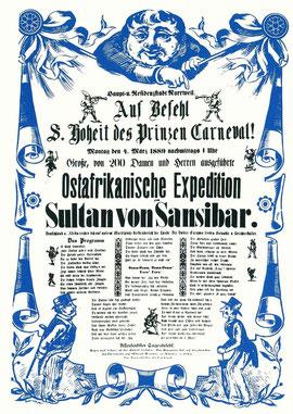 Narrhalla Rottweil Plakat