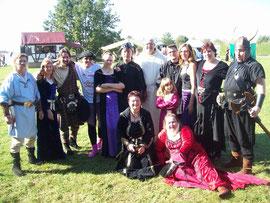 Ein Teil des Clans Potsadm 2011