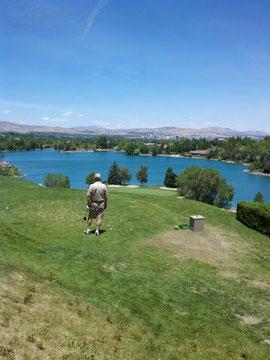 15th Hole at LakeRidge Golf Course, Reno
