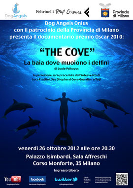 the cove dog angels onlus