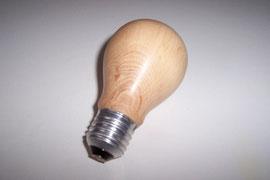 """""""echte"""" Energiesparlampe"""