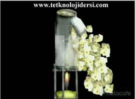 mısır patlatma makinesi