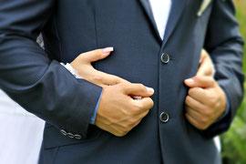 Heiraten im Anzug