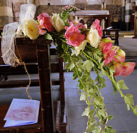 Kirchenheft, Hochzeit, Papeterie