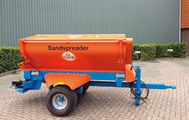 Recebadora GKB Sandspreader