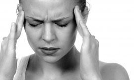 L'oostéopathie pour les migraines et les maux de tête.