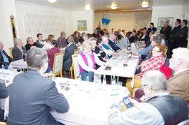 Viele Bürger waren zum 5. Bürgerdialog der CDU gekommen, um sich mit den Christdemokraten über ihre Ideen zum Einzelhandel und der Nehversorgung auszutauschen.