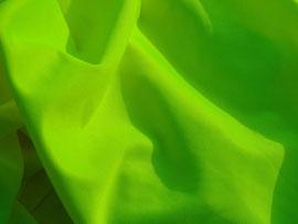 neongrüner Trikotstoff