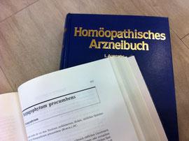 Homoeopathisches Arzneibuch