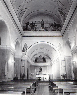 Chiesa S.Pietro-interno. Foto di Michele Farina