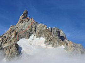 Roccia Nera Breithorn Überschreitung, Hochtouren Wallis