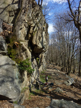 Sobrio, Sektor Pimper's Paradise, Klettern