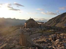 Bordierhütte, Nadelgrat
