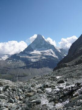 Matterhorn, Hochtour, Obergabelhorn, Arbengrat