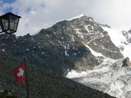 Piz Bernina, Biancograt