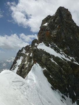 Piz Scerscen, Piz Bernina, Traverse, Überschreitung
