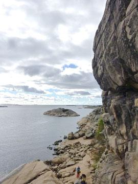 Hankø climbing