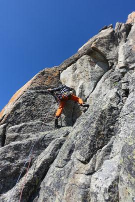 Klettern, Chli Bielenhorn, Furka, Sacremotion, Sidelenhütte, Galenstock, Gross Bielenhorn