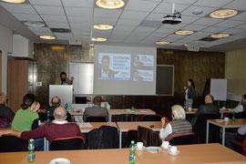 Veranstaltungsort im Wissenschafts-und Technologie-Park der Stadt Pilsen (VTC)