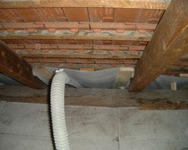 Nachträgliche Dachdämmung