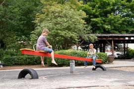 Im Freizeitpark Eppenbrunn