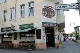 Gaststätte Willy Bresch (c)Christian Robbe