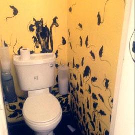 ちなみにトイレ