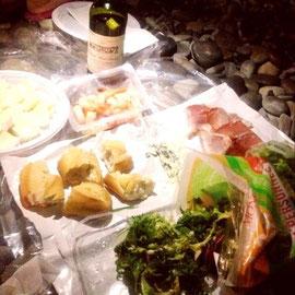本日最後の晩餐