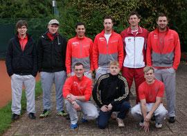 Die 1. Herrenmannschaft konnte gleich im ersten Spiel der Verbandsliga einen wichtigen Sieg mit 18:3 gegen die SG Riegelsberg/Püttlingen 2 einfahren.