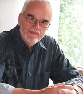 Wolfgang Kemmer,    geboren am 19. November 1940,    gestorben im August 2012  (Foto: Brigitte Henrich)