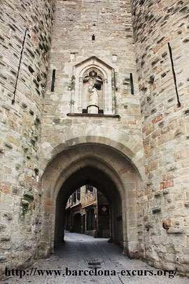 Каркассон - Нарбоннские ворота