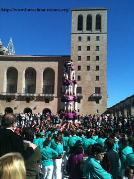 Традиции и обычаи Каталонии - кастельс