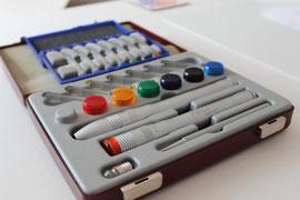 Farbpunkturset