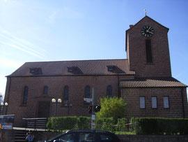 Ev. Kirche in Morlautern