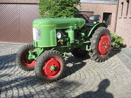 Traktor Schrottplatz Bayern