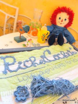 RichetCochet Crochet編み