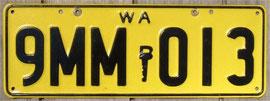 australisches Kennzeichen