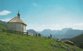 Ackernalm Kapelle