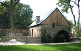 Moulin de la roche aux cerfs