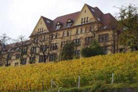 Die Reiterkaserne in Bad Cannstatt