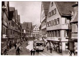 Marktstraße Bad Cannstatt