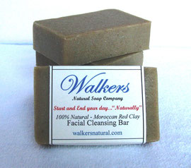 Facial Cleansing Bar 100% Natural