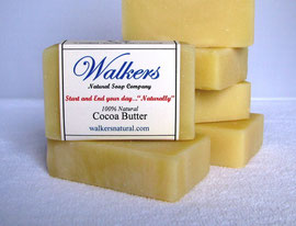 Cocoa Butter Soap 100% Natural