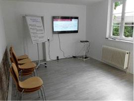 Seminarraum und Workshopraum