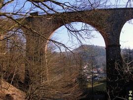 Viadukt bei Weiher/Vöckelsbach