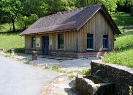 Altes Wasserwerk Rothenberg